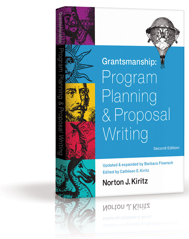 Program Planning & Proposal Writing book cover